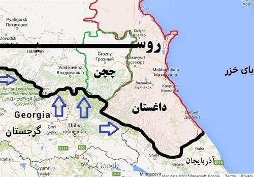 تعویق زمان ایجاد خط مرزی رسمی میان چچن و داغستان