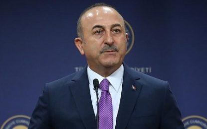 وزیر خارجه ترکیه فردا به ایران می آید