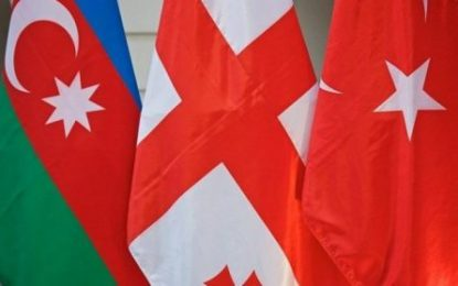 برگزاری نشست سه جانبه وزرای دفاع جمهوری آذربایجان، ترکیه و گرجستان