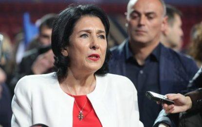 زورابیشویلی: گرجستان تصمیم قاطع برای حرکت در مسیر اروپا دارد