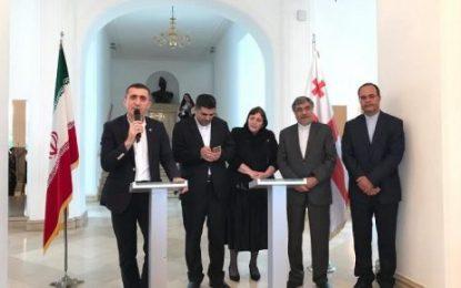 آغاز روزهای فرهنگی ایران در دانشگاه شوتا روستاولی باتومی گرجستان