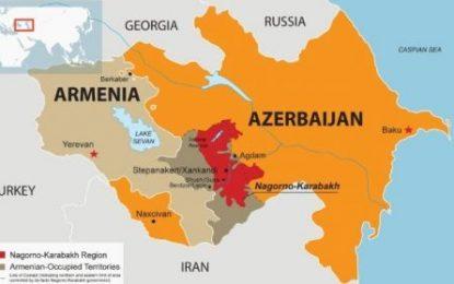 نقض آتش بس از سوی نیروهای مسلح ارمنستان در منطقه مورد مناقشه قره باغ