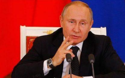 تحریم های متقابل مسکو علیه اتحادیه اروپا