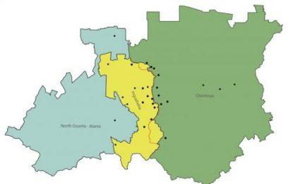 انتصاب ریاست موقت جمهوری اینگوشتیا از سوی پوتین