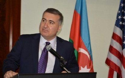 دیپلمات جمهوری آذربایجان: دیدار وزرای خارجه آذربایجان و ارمنستان در واشنگتن گامی مثبت برای حل و فصل مناقشه قره باغ بود