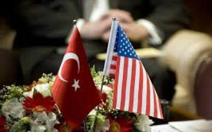 تنش در روابط ترکیه و آمریکا