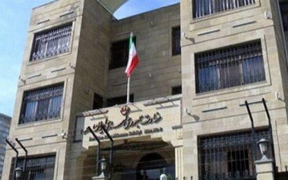 تقدیر سفارت ایران در جمهوری آذربایجان از خدمات رسانی این کشور به خدمه کشتی شباهنگ