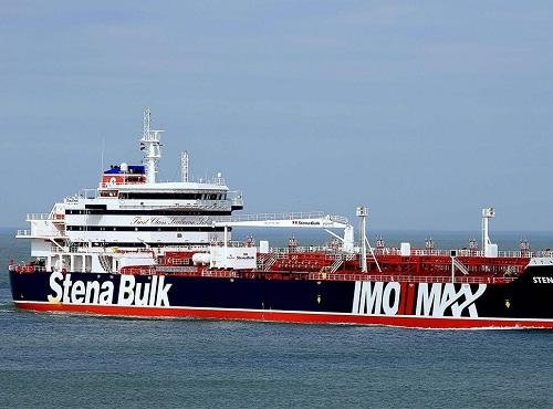 سفارت روسیه در تهران: خدمه نفتکش انگلیسی توقیف شده در سلامت کامل هستند