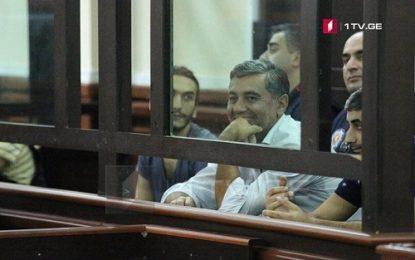 بازداشت وزیر دفاع اسبق گرجستان