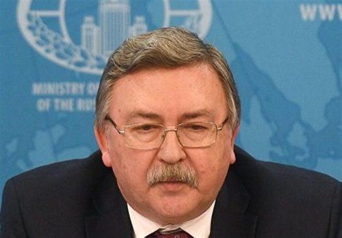 میخائیل اولیانوف: ایران هیچ محدودیتی برای ذخائر اورانیوم کمغنا ندارد
