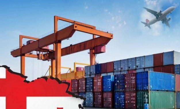 کاهش حجم معاملات خارجی گرجستان