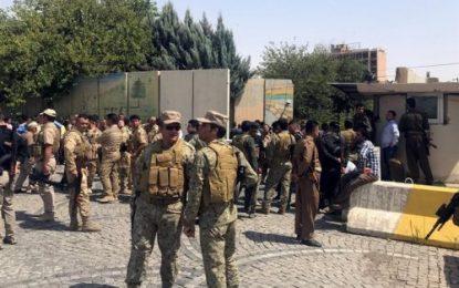 ایران حمله تروریستی به اعضای کنسولگری ترکیه در اربیل را محکوم کرد