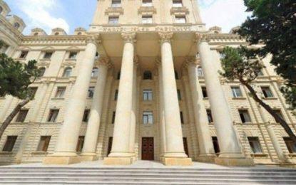 احضار سفیر گرجستان در باکو به وزارت خارجه جمهوری آذربایجان