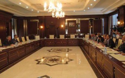 رایزنی های هیات پارلمانی ایران در باکو