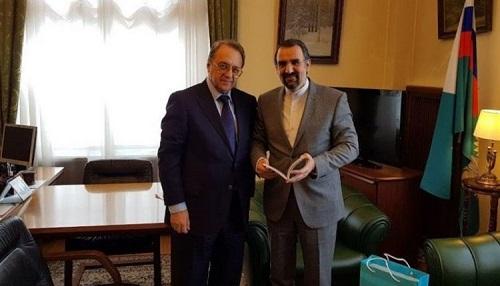 طرح ایران برای ایجاد خط قایقرانی با داغستان