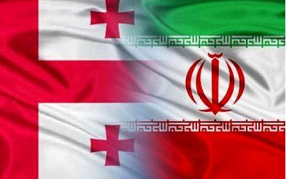 گسترش همکاری های دوجانبه ایران و گرجستان