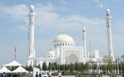 بازگشایی بزرگترین مسجد اروپا در چچن