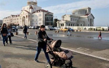 کند شدن روند کاهش زاد و ولد در ارمنستان