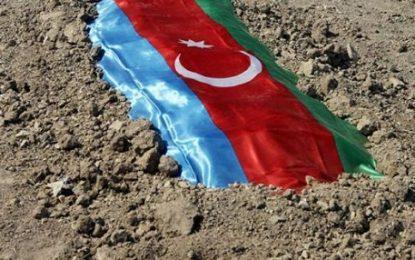 شهادت یک سرباز ارتش جمهوری آذربایجان در منطقه مورد مناقشه قره باغ
