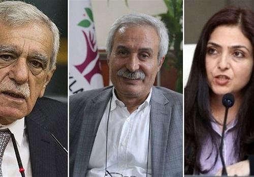 برکناری سه تن از شهرداران شهرهای کردنشین ترکیه