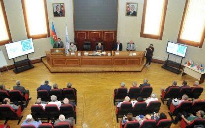 آغاز کنفرانس بین المللی ریاضی با حضور ایران در باکو