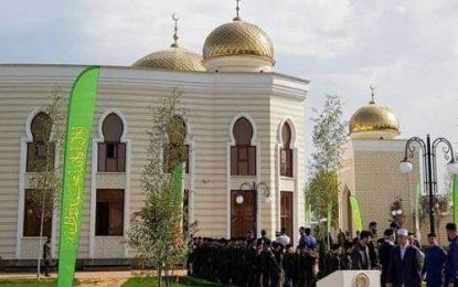 هفتمین مدرسه آموزش حفظ قرآن در چچن افتتاح شد / تصاویر