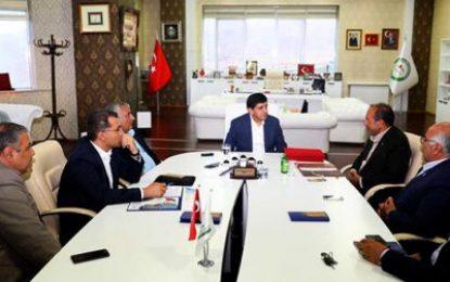 پیشنهاد راه اندازی کنسرسیوم دانشگاه های ایران، ترکیه و جمهوری آذربایجان