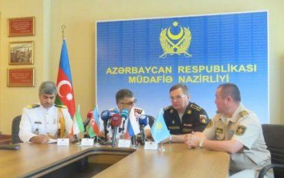 معاون نیروی دریایی جمهوری آذربایجان: مسابقات جام دریا-۲۰۱۹ از اهمیت بالایی برخوردار است