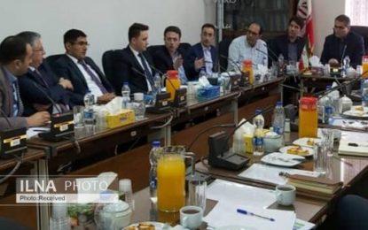 بررسی همکاری مشترک ایران و جمهوری آذربایجان در خصوص بازرسی و آموزش ایمنی محیط کار