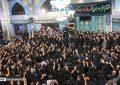 برگزاری مراسم سنتی «طشتگذاری» مسجد جامع اردبیل / تصاویر