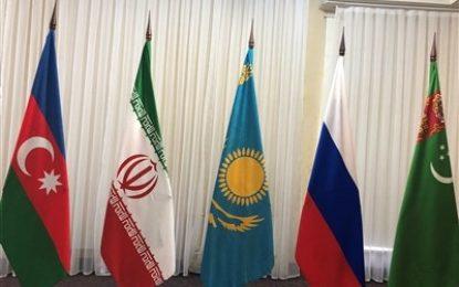 گشایش پنجمین انجمن رسانهای خزر در آستاراخان روسیه