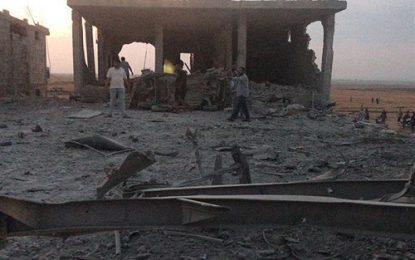 همزمان با نشست آنکارا؛ انفجار یک خودرو در چند صدمتری مرز کلیس ترکیه