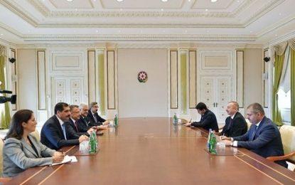 تأکید ترکیه بر ادامه همکاریهای دو جانبه با جمهوریآذربایجان