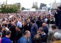 اعتراضات به فعالیتهای اندیشکدههای آمریکایی در گرجستان