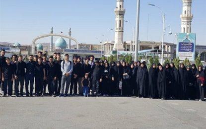 سفر دانشجویان ترکیهای به ایران برای بازدید از مراکز فرهنگی و علمی / تصاویر