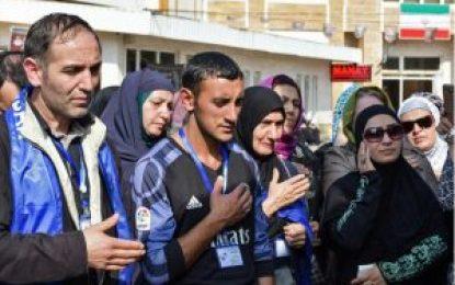 عزاداری شیعیان جمهوری آذربایجان در آستارا
