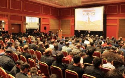 برگزاری ششمین «مجمع عاشورا» در باکو / تصاویر