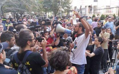 اعتراضات در گرجستان در پی معرفی نخست وزیر جدید گرجستان