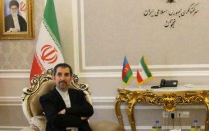 سرکنسول ایران در نخجوان؛ تجار برای همکاری با طرف های خارجی برنامه بلند مدت داشته باشند