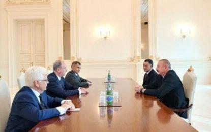 بررسی همکاری های دوجانبه مسکو و باکو در زمینه مبارزه با تروریسم