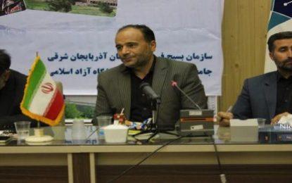 رئیس سازمان بسیج فرهنگیان استان آذربایجان شرقی : دینداران جمهوری آذربایجان بزرگترین سرمایه برای آزادی قره باغ هستند