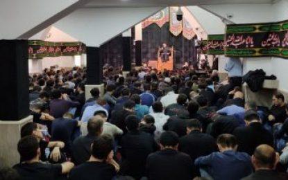 تاسوعای حسینی در جمهوری آذربایجان / فیلم