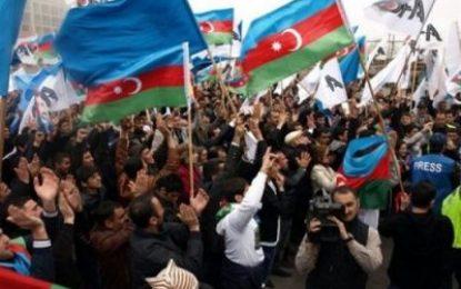 سرکوب معترضان نتایج انتخابات پارلمانی در جمهوری آذربایجان