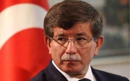 اخراج نخست وزیر سابق از حزب حاکم ترکیه