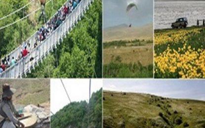 اردبیل پایتخت گردشگری اکو در سال ۲۰۲۳