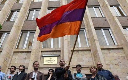 ادامه بحران دادگاه قانون اساسی در ارمنستان