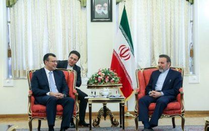 دیدار وزیر کار و حمایت های اجتماعی جمهوری آذربایجان با واعظی