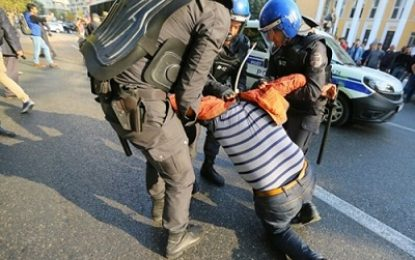 هماهنگی تظاهرات نیروهای مخالف دولت باکو با سفارت آمریکا