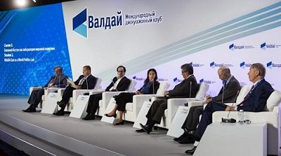 خیز روسیه به شرق برای مدیریت سیاست جهانی