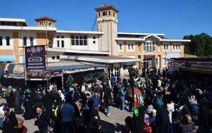 مدیر پایانه مرزی آستارا: ۹۲۰۰ زائر خارجی اربعین وارد آستارا شدند
